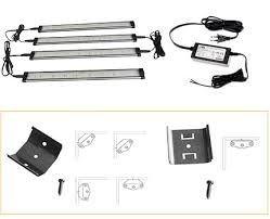 led light design sophisticated cabinet led light bar home