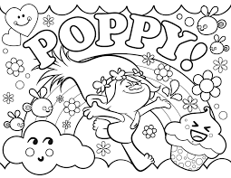 Pin By Robbie Thomas On Coloring Pages Coloriage Coloriage Trolls