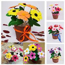 Creative Handwork Ideas Flowers