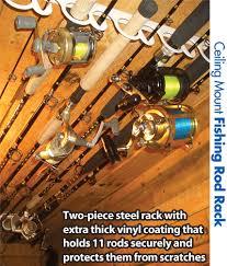 piranha fishing rod racks the ultimate fishing rod rack