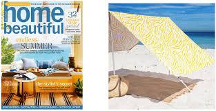 Home Decorating Magazines Australia by Home Beautiful Magazine Australia Lovin Summer Beach Tents