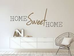 wandtattoo modernes home sweet home wandtattoo de