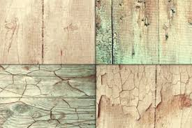 Turquoise Wood Texture With Peeling Paint Stock Photo Distressed Extreme White Painted Csp