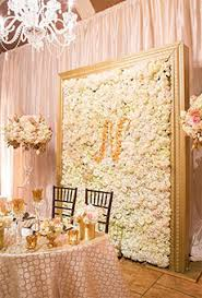 Wedding Wall Decorations Clever 8 For Chalk Board Walll Of Lights