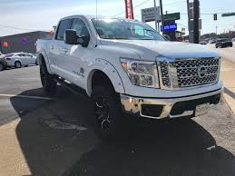 2018 Nissan Titan Rocky Ridge Lifted Truck At Grainger Nissan Of ...