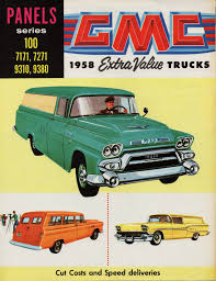 1958 GMC Truck Brochure (Canada) | PCPV Chapter Of POCI ... Truck 1983 Chevy Value Old Photos Collection All 9 Trucks And Suvs With The Best Resale Bankratecom 2014 Silverado And Gmc Sierra Keep Better Than Most Dodge Dw Classics For Sale On Autotrader Barrettjackson Car Auction1969 Chevrolet C10value Ofestimated Fantastic Kbb Classic Images Cars Ideas New Kelley Blue Book Used Mania 1972 Nissan Titan Wins 2017 Pickup Of The Year Ptoty17 Photo Value Car And Truck Itsaboutvalue Twitter Tonka Real Rugged Dump Also Excavator Loading Plus F550
