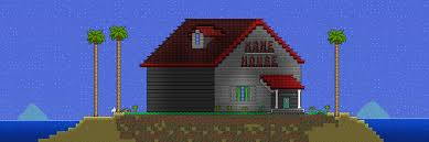 100 Kames House Kame Terraria