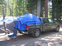 Tent - Dealer Option Vs. Sportz Truck Tent III - Nissan Titan Forum