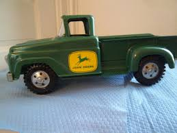 1958 CUSTOM JOHN DEERE TONKA PICKUP TRUCK | My True Addiction ... Vintage 1956 Tonka Stepside Blue Pickup Truck 6100 Pclick Buy Tonka Truck Pick Up Silver Black 17 Plastic Pressed Toyota Made A Reallife And Its Blowing Our Childlike Pin By Curtis Frantz On Toys Pinterest Toy Toys And Trucks Tough Flipping A Dollar What Like To Drive Lifesize Yeah Season Set To Tour The Country With Banks Power Board Vintage 7 Long 198085 Ford Rollbar Chromedout Funrise Mighty Motorized Garbage Walmartcom