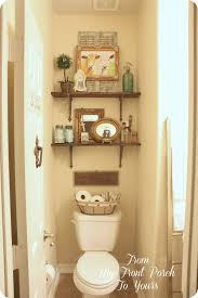Half Bathroom Theme Ideas by From My Front Porch To Yours Half Bath Changes