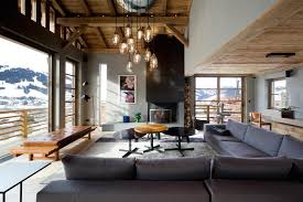 100 By Bo Design Luxury Chalet Cyanella In Megve By CAANdesign
