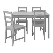 Ikea Dining Room Sets by Ikea Jokkmokk Table And 4 Chairs Solid Pine A Natural Material