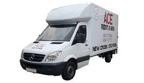 Van Hire South East London (Cheap Van Rental) - Ace Rent A Van
