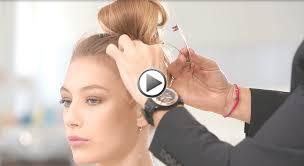 comment cuisiner les chignons de tuto coiffure de fête comment réaliser un chignon twisté