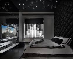 Black Bedroom Ideas Simple