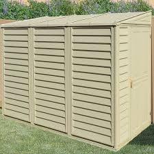Metal Storage Sheds Amazon by Amazon Com Sidemate 4 U0027x8 U0027 Storage Sheds Garden U0026 Outdoor
