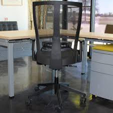 100 The Razor Task Chair Clear Design