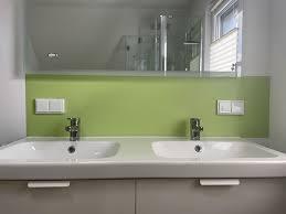 spritzschutz für waschbecken und bad wandschutz nielsen