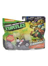 100 Tmnt Monster Truck Shop SPIN MASTER TMNT TMachines Mikey And Sound