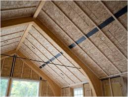 Insulating Cathedral Ceilings Rockwool yes unvented roof assemblies can be insulated with fiberglass u2013 a