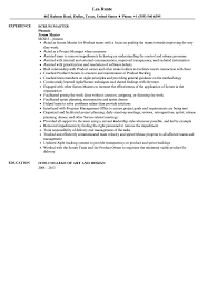 Scrum Master Resume Sample | Velvet Jobs Computer Science Resume 2019 Guide Examples Senior Scrum Master Samples Velvet Jobs Special Education Teacher Example Preschool Sample Monstercom And Full Writing 20 Biochemist For Masters Degree Seven Advantages Of Grad Katela Cover Letter Resume Home Health Aide Valid Or How To