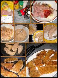 cuisine escalope de dinde escalopes de dinde panées à l égyptienne la cuisine de sabine
