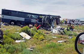7 Dead, Dozens Injured After Greyhound Bus And Truck Collide In New ... Heavyspending Trucking Industry Pushes Congress To Relax Safety Rules Truck Paper East Oakland Township Free Storage Leads Finger Poting It Summary Older Commercial Drivers Do They Pose A Risk Pdf Leveraging Largetruck Technology And Eeering Realize Blue Sky Performance Restoration Budd Lake Nj 2018 Renewal Technical Coordating Committee Identifying Reducing Contact Us Godfrey Numerous Defendants Sued After Kentucky Fatal Crash Nevada County Election June 2012 By The Union Issuu Untitled Kirk Allen Home Facebook