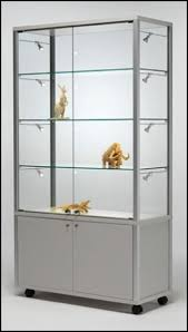 furniture wonderful wall mounted display cabinets with glass