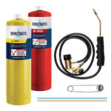 Bernzomatic WK5500 Brazing Torch Kit The Home Depot