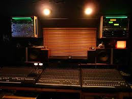 Music Studio Booth Visit Best Recording In London Boomtown Professional