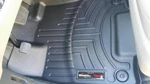 Weather Guard Floor Mats Amazon by Elite Grey Weathertech Digital Fit Flood Mats Installed Page 5