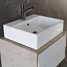 vilstein keramik waschbecken hängewaschbecken