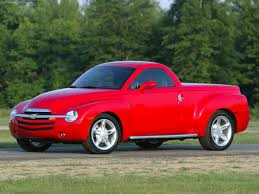 Unloved By The Masses, The Retro Sport Truck Chevrolet SSR Is A Hot ...