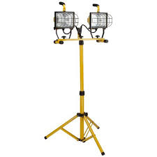 bayco 1000w halogen work light walmart