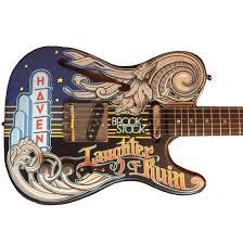Luxury Guitar Paint Ideas