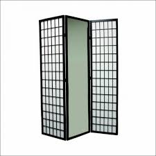 rolling room divider wayfair space dividers contemporary folding
