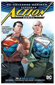 Superman Action Comics 3 Men Of Steel Paperback Dan Jurgens