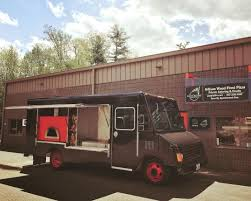 100 Brick Oven Pizza Truck Wedding Catering Maine By Fire