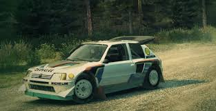 Peugeot 205 T16 Evo 2 Colin McRae Rally and DiRT Wiki