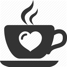 Png Freeuse Mug With Transparent Like Love Tea Clip Coffee Cup Heart Clipart