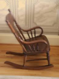 Very Early 1900's Child's Oak Rocking Chair : Heirloom Traditions ... Early 20th Century French Rocking Chair For Sale At 1stdibs Scdinavian Bent Wood Willow 19th New England Windsor Chairish White Cow Hide Minotaur Late Leather Fniture Caribbean Regency Mahogany And Cane Adams Northwest Estate Sales Auctions Lot 9 Antique Retro Tables Chairs On Carousell Art Nouveau Thonet In Steam Ercol Chairmakers Rocking Chair Bird Vintage