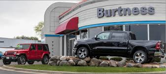 Burtness Chrysler Dodge Jeep Ram | New And Used Chrysler, Dodge ...