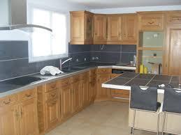 cuisine rustique chene renovation cuisine rustique chene le bois chez vous