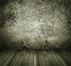 Download Grunge Concrete Wall Old House Interior Stock Image