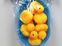 Infant Bath Seat Recall by Recall P K Douglass Inc U0027s Rubber Bath Ducks