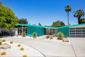 100 Modern Housing Architecture The MidCentury Design In Palm Springs