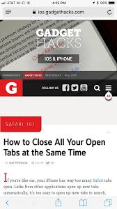 Safari 101 How to Save a Website or Webpage to Your Home Screen