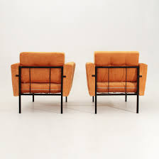 Pair Of Italian Orange Armchairs - 1950s - Design Market Pair Of Midcentury Orange Armchairs 1950s Design Market Orange Armchairs From Wilkhahn Set 2 For Sale At Pamono Benarp Armchair Skiftebo Ikea Fniture Paisley Accent Chair Burnt Living Room Great Swivel For Showing Modern Chairs Wingback Striped