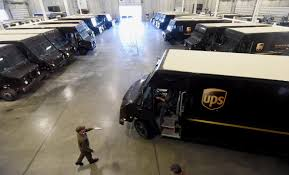 100 Fedex Ground Trucks For Sale UPS FedEx Try Every Tech Trick To Speed Up Deliveries Business