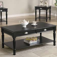 Glass Living Room Table Walmart by Modern Line Furniture Commercial Custom Made Black Coffee Table
